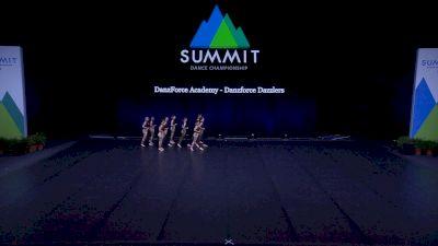 DanzForce Academy - Danzforce Dazzlers [2021 Junior Jazz - Small Semis] 2021 The Dance Summit