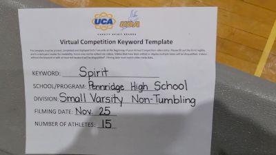 Pennridge High School [Small Varsity Non Tumble] 2020 UCA Allegheny Virtual Regional