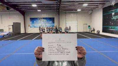 Supreme Athletics - Supremacy [L3 Senior Coed] 2020 WSF All Star Cheer & Dance Virtual Championship