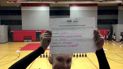 Laura Bush Middle School [Game Day Large Junior High] 2020 UCA Southwest Virtual Regional