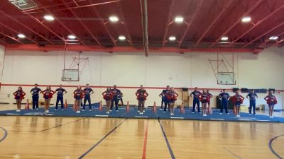 Louisiana Tech University [Virtual Division IA Coed Game Day Division IA Game Day - Cheer Semi Finals] 2021 UCA & UDA College Cheerleading & Dance Team National Championship