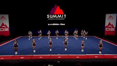 9-1-1 Athletics - Chaos [2021 L2 Junior - Small Finals] 2021 The D2 Summit