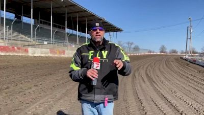 WALKABOUT: IMCA Spring Nationals at Beatrice Speedway