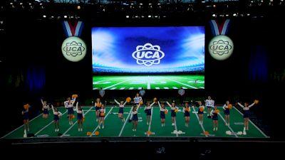 Goodpasture High School [2021 Large Game Day Div II Semis] 2021 UCA National High School Cheerleading Championship