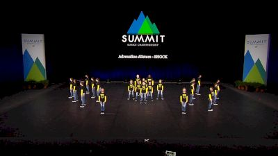 Adrenaline Allstars - SHOCK [2021 Youth Coed Hip Hop - Large Finals] 2021 The Dance Summit