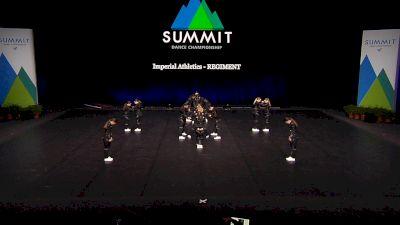 Imperial Athletics - REGIMENT [2021 Junior Coed Hip Hop - Large Finals] 2021 The Dance Summit