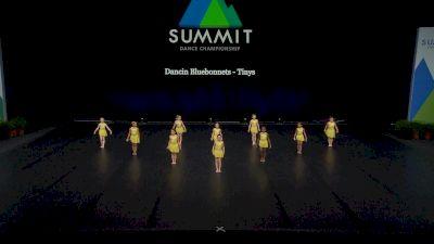 Dancin Bluebonnets - Tinys [2021 Tiny Contemporary / Lyrical Finals] 2021 The Dance Summit