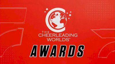2021 The Cheerleading Worlds Awards [L6 Senior Small]