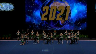 Legacy Xtreme All Stars - BOOMSLANG [2021 L6 Senior Open Small Coed Finals] 2021 The Cheerleading Worlds