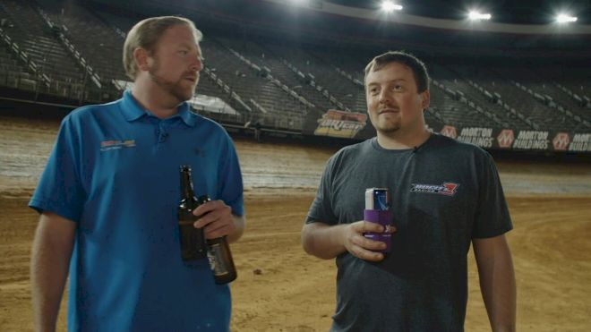 One Lap, One Beer: Brandon Sheppard