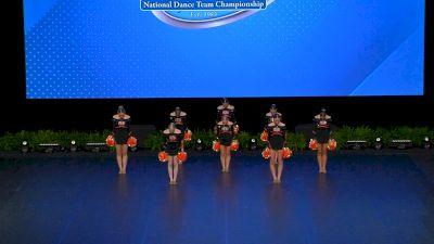 Beavercreek High School [2021 Small Varsity Pom Semis] 2021 UDA National Dance Team Championship