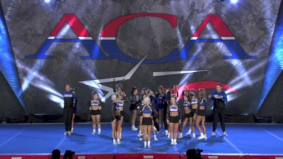 Ultimate Cheer Lubbock - Royal Court [2021 L7 International Open Small Coed Day 1] 2021 ACA All Star DI Nationals