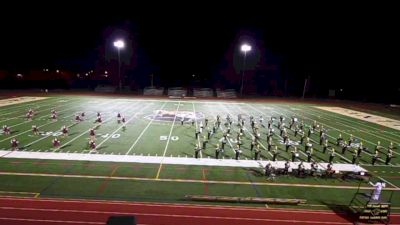 Point Pleasant Borough HS Competition Marching Band