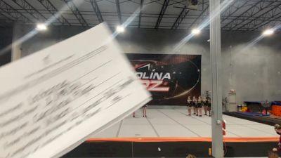 Carolina Flipz - Vixen [L3 Junior - D2 - Small] 2021 Coastal at the Capitol Virtual National Championship