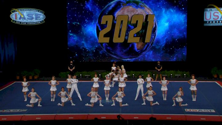 Top Gun All Stars - Ohio - Royal Jags [2021 L6 Senior Open Small Coed Finals] 2021 The Cheerleading Worlds