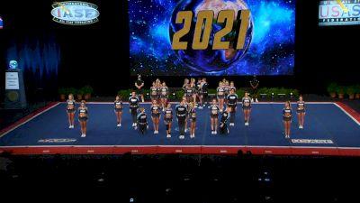 Premier Athletics - Jaws [2021 L6 Senior Medium Coed Finals] 2021 The Cheerleading Worlds