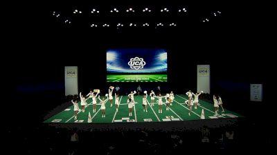 Prior Lake High School [2021 Medium Non Tumbling Game Day Semis] 2021 UCA National High School Cheerleading Championship