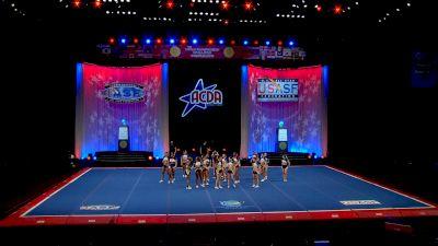 Virginia Royalty Athletics - Diamonds [2021 L6 Senior Open Semis] 2021 The Cheerleading Worlds