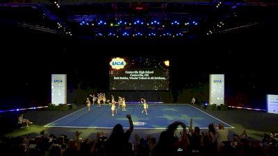 Centerville High School [2020 Large Varsity Non Building Finals] 2020 UCA National High School Cheerleading Championship
