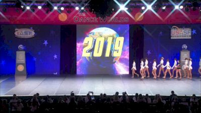 Dance Dynamics - Senior Contemporary [2019 Senior Large Contemporary/Lyrical Finals] 2019 The Dance Worlds