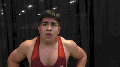 Future Buckeye Santos Cantu won the 2019 Super 32 195 pound title