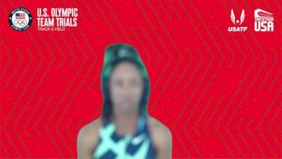 Brianna McNeal - Women's 100m Hurdles First Round