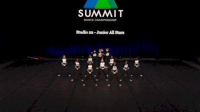 Studio 22 - Junior All Stars [2021 Junior Hip Hop - Small Finals] 2021 The Dance Summit