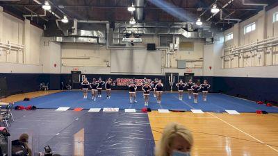 Eastchester High School [Medium Varsity Virtual Finals] 2021 UCA National High School Cheerleading Championship