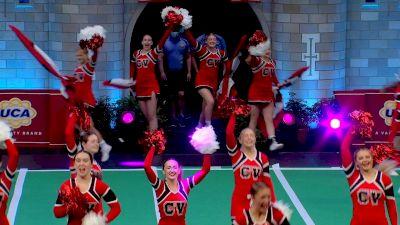 Cumberland Valley High School [2021 Super Varsity Game Day Div I Finals] 2021 UCA National High School Cheerleading Championship
