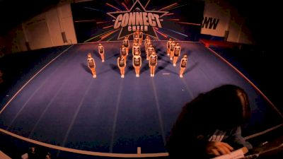 Connect Cheer Northwest - Copper [L3 Junior - Small] 2021 PacWest Virtual Championship