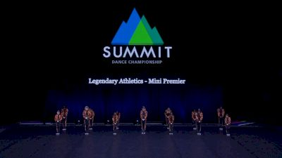 Legendary Athletics - Mini Premier [2021 Mini Hip Hop - Large Semis] 2021 The Dance Summit