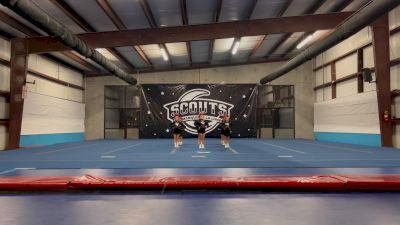 Pro Scouts - Tiny Pros [L1 Tiny - Novice - Restrictions] 2021 NCA All-Star Virtual National Championship