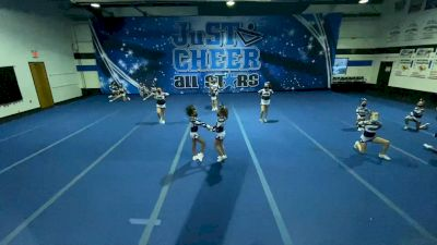 Just Cheer All Stars - Bengals [Youth 1] 2021 Varsity All Star Winter Virtual Competition Series: Event IV