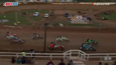 Highlights | USAC Sprints at Path Valley Speedway