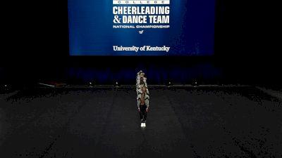 University of Kentucky [2021 Division IA Hip Hop Semis] 2021 UCA & UDA College Cheerleading & Dance Team National Championship