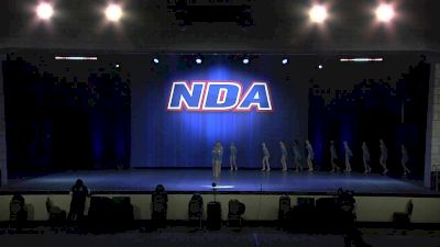 Dance Dynamics Youth Elite [2021 Youth Large Contemporary/Lyrical Day 2] 2021 NDA All-Star National Championship