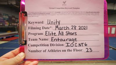 Elite All Stars - Entourage [L6 International Open Coed - NT] 2021 Mid Atlantic Virtual Championship
