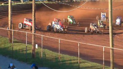 Flashback: USAC Sprints at Susquehanna 6/12/16