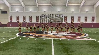 Florida State University [Virtual Game Day Division IA Semi Finals] 2021 UCA & UDA College Cheerleading & Dance Team National Championship