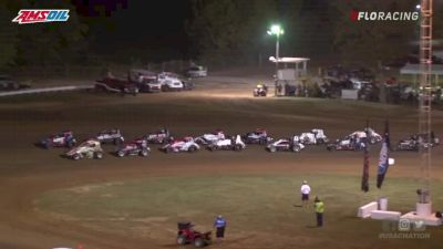 Highlights | USAC Sprints at Lincoln Park Speedway