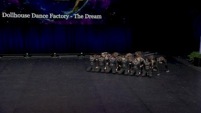 Dollhouse Dance Factory - The Dream [2021 Open Premier Hip Hop Finals] 2021 The Dance Worlds