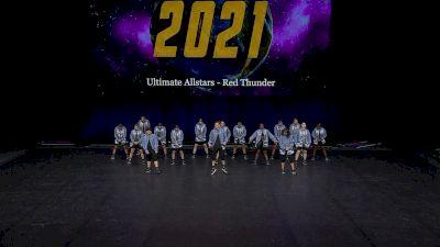 Ultimate Allstars - Red Thunder [2021 Senior Large Coed Hip Hop Finals] 2021 The Dance Worlds