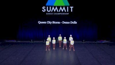 Queen City Storm - Demo Dolls [2021 Mini Hip Hop - Small Semis] 2021 The Dance Summit