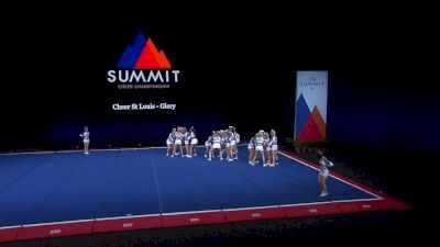 Cheer St Louis - Glory [2021 L4.2 Senior - Small Finals] 2021 The Summit