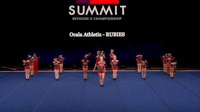 Ocala Athletix - RUBIES [2021 L2 Junior - Small Semis] 2021 The D2 Summit