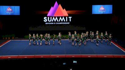 GU Shamrocks - Emeralds [2021 L3 Senior - Medium Semis] 2021 The D2 Summit