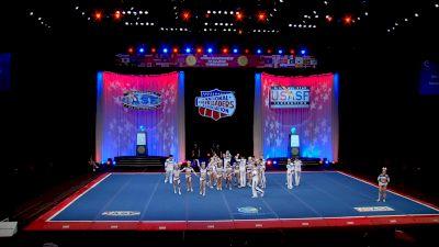 Bellevue IOC7 - Bellevue IOC7 [2021 L7 International Open Large Coed Semis] 2021 The Cheerleading Worlds