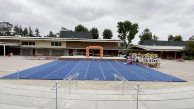 La Serna High School [Crowdleader Finals] 2021 USA Spirit & Dance Virtual National Championships