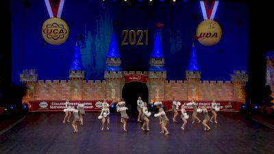 Northwest Missouri State University [2021 Open Pom Semis] 2021 UCA & UDA College Cheerleading & Dance Team National Championship