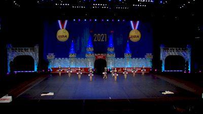 Notre Dame De Sion High School [2021 Small Varsity Pom Finals] 2021 UDA National Dance Team Championship